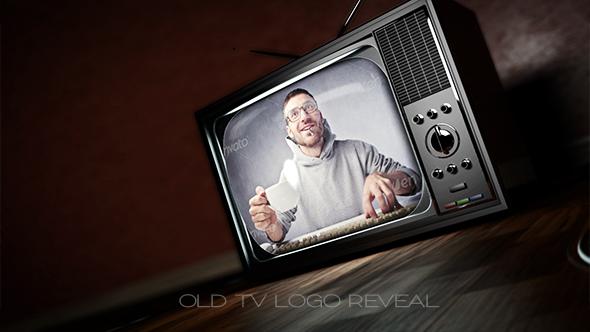 Download Old TV Logo Reveal nulled download
