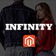 Infinity - Responsive Magento 2 Fashion Store Theme
