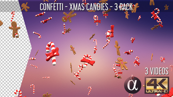 Download Confetti - Xmas Candies - 3 Pack nulled download