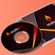 CD and DVD Artwork Template