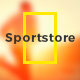 Sport store - Premium E-Commcerce PSD Templates