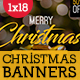 Christmas Banners Set - Multipurpose
