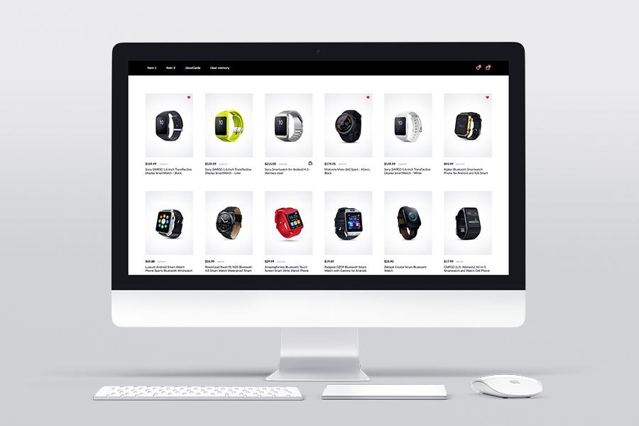 NanoCard - Responsive UI e-commerce Shopping items (cards) - 4