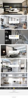 13 home parallax style 01.  thumbnail