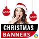 Christmas Fashion Sale Banners