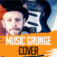 Music Grunge Cover Facebook