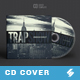 Trap Show - CD Cover Artwork Template
