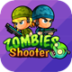 Zombie Shooter (Xcode - Buildbox 2.2.7- Admob)
