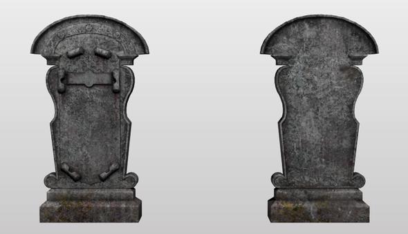 3DOcean Grave 19176316