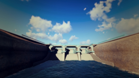 Download 3D Little Dam nulled download