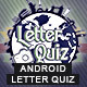 Letter Photo Quiz With CMS & Ads - Android