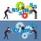 Management Teamwork and Efforts