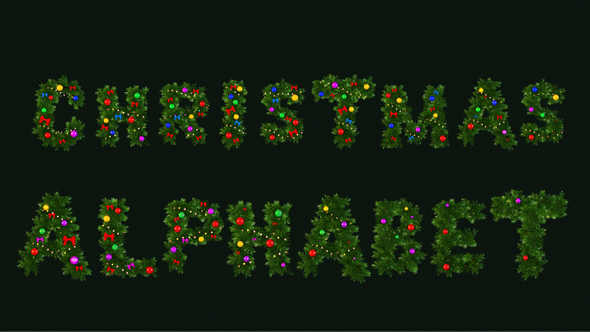 Download Christmas Alphabet nulled download