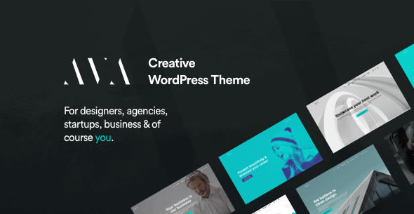 Download AVA | Extensive Creative Agency & Business WordPress Theme nulled download