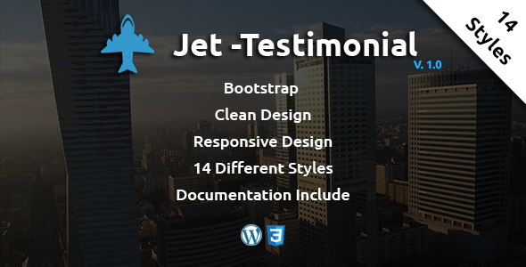 Download Jet - WordPress Testimonial nulled download