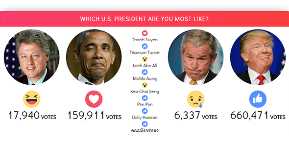 Download Facebook Live Reactions Vote (real-time) nulled download