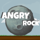 Angry Rock-Angry Birds Style Game With Admob