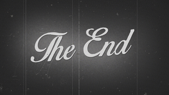Download The End Old Film nulled download