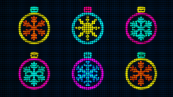 Download Fast Christmas Ball VJ 9 in 1 nulled download
