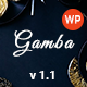 Gamba - Food & Restaurant WordPress Theme