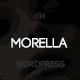 Morella - Multipurpose, Minimal, e-Commerce, Marketplace WordPress Theme