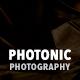 Photonic - тема полноэкранного сайта фотографии на WordPress