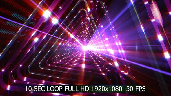 Download VJ Light Tunnel 3 nulled download