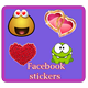 Facebook Sticker Android App