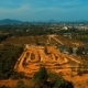 Aerial: Motocross Track