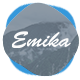 Emika - Personal HTML Blog Themplate