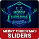 Merry Christmas Sliders - 09 PSD