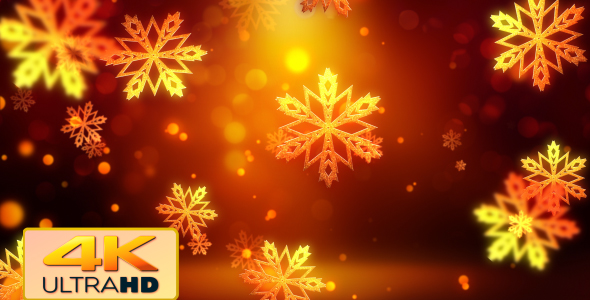 Download Christmas Gold Snowflakes 1 nulled download