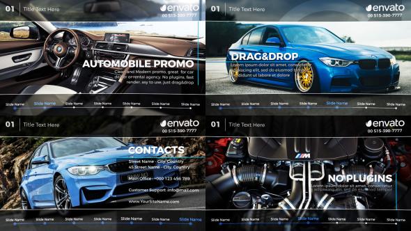 Download Car Dealer Promo nulled download