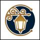 Lantern Logo Template