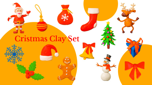 Download Cristmas Clay Set nulled download