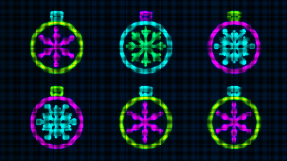 Download Slow Christmas Ball VJ 9 in 1 nulled download