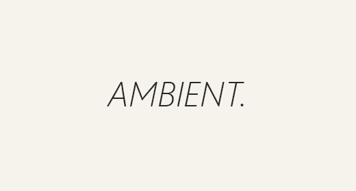AMBIENT