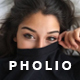 PHOLIO - Modern & Clean Photography Theme