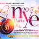 New Years Eve Party Flyer 6