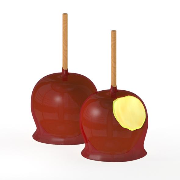 3DOcean Candy Apple 19183866