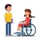 Handicapped Person Socialization