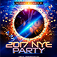 New Years Eve Party Flyer Template 7