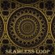 Gold-Bronze Pattern Background