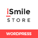 iSmile - Phones Market WordPress theme