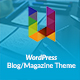 Unick - WordPress Blog / Magazine Material Design Theme