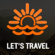 Let's Travel - Responsive Travel Booking Site Template