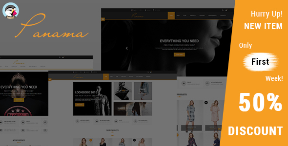 Download Panama - Responsive Prestashop Theme nulled download