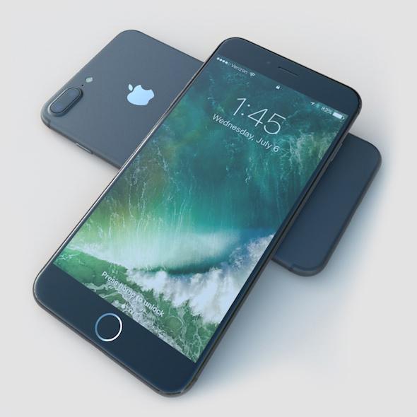 Apple iPhone 7 Plus - 3DOcean Item for Sale