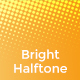 Bright Halftone Backgrounds
