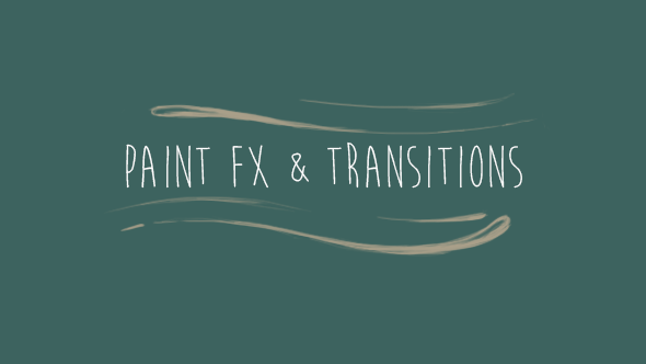 Download Paint Fx & Transitions nulled download